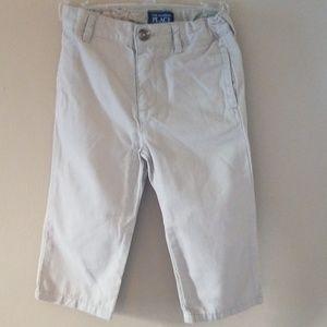 Children's Place NWT 18-24 mo. khaki pants cotton